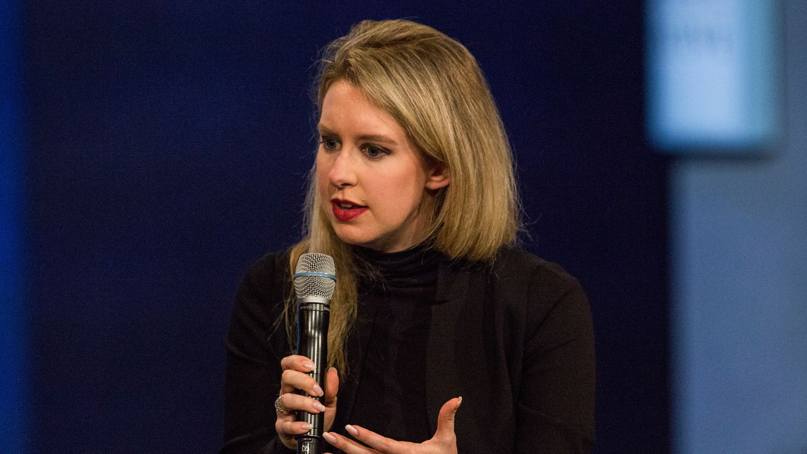 Theranos Founder Elizabeth Holmes Banned From Operating