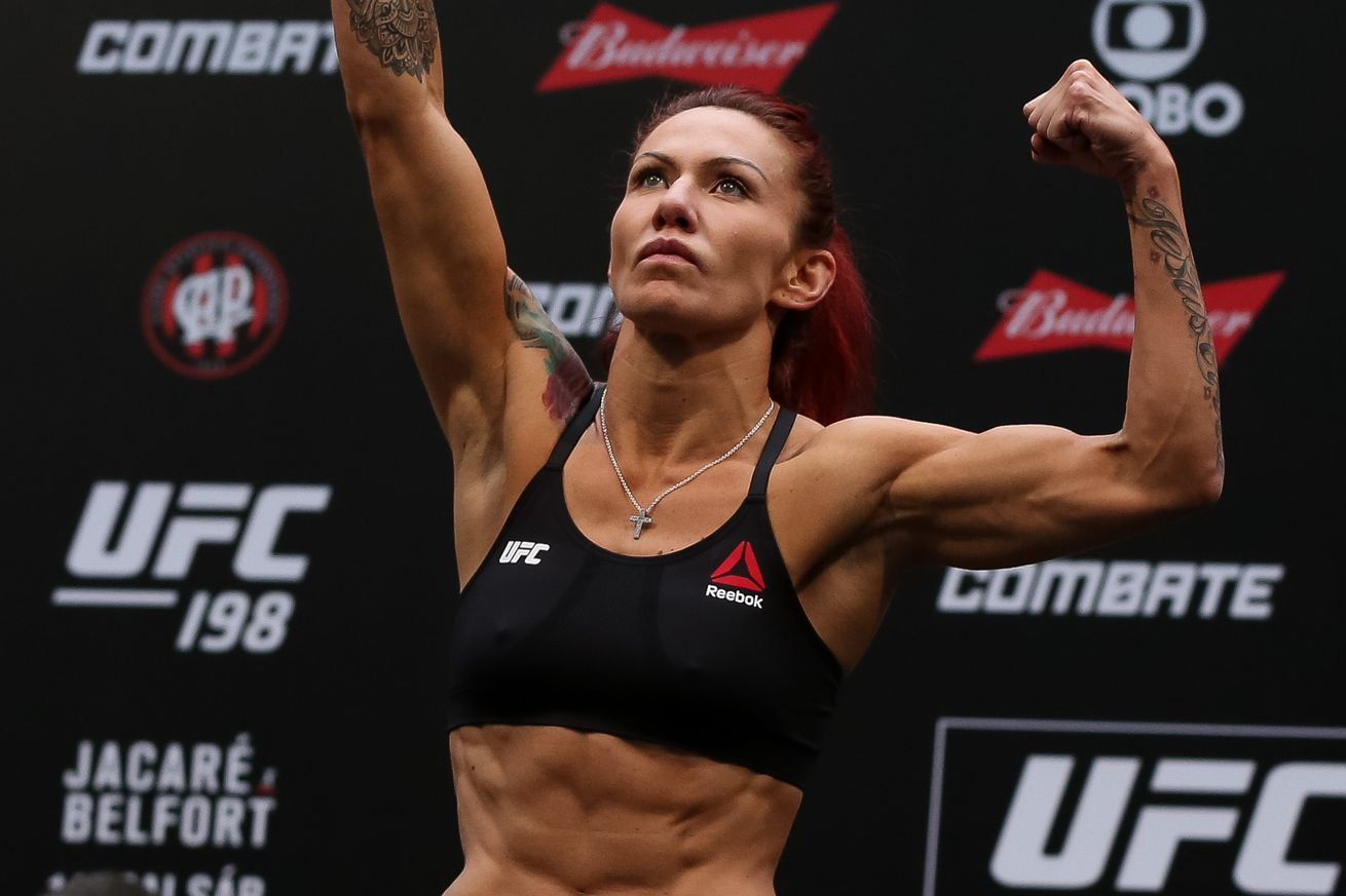 Latest UFC Fight Night 95 fight card, rumors, and updates for Cyborg vs Lansberg on FOX Sports 1 in Brazil