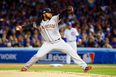 MLB: NLDS-San Francisco Giants at Chicago Cubs
