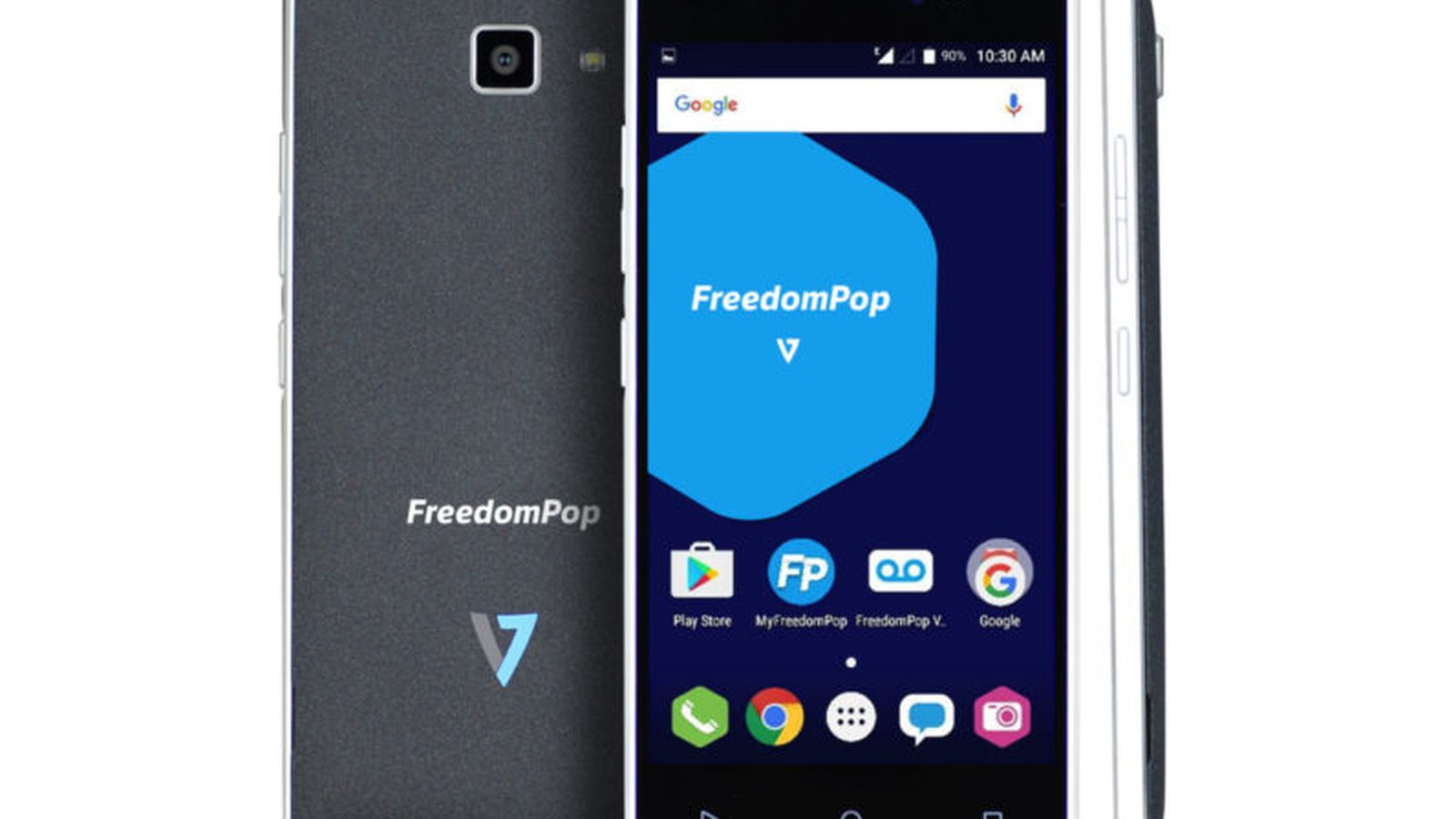 This budget Android phone comes with a free mobile plan in ...