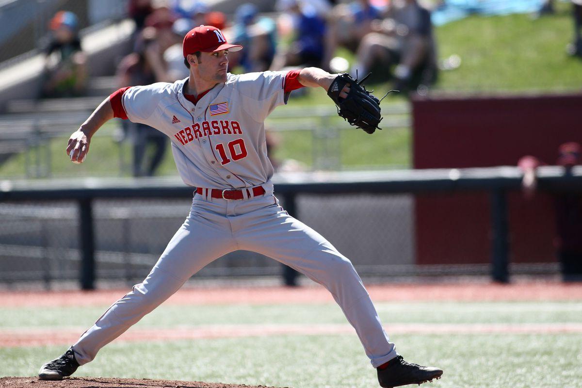 Huskers clinch first Big Ten baseball championship