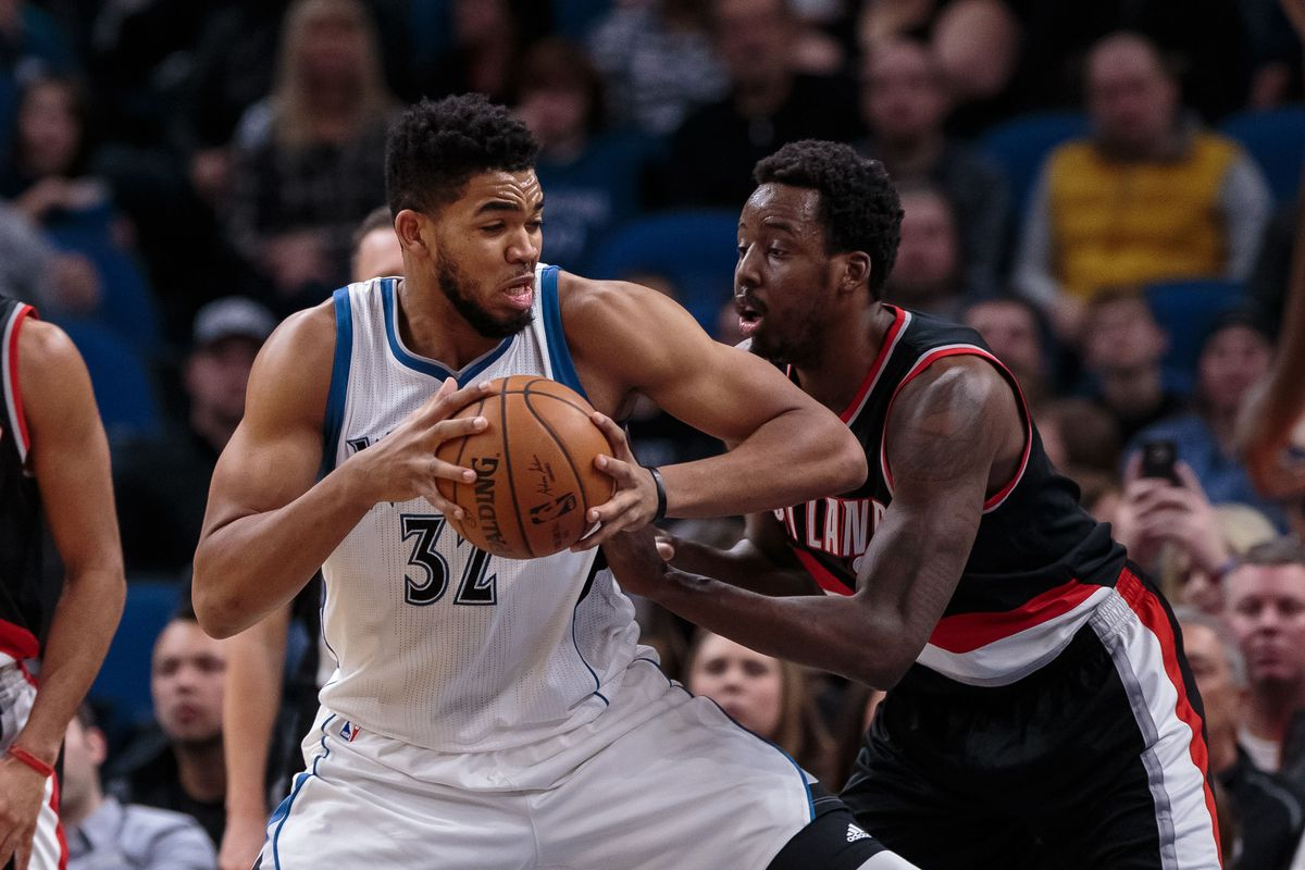 Blazers-'Wolves game Monday night gets postponed for odd reason