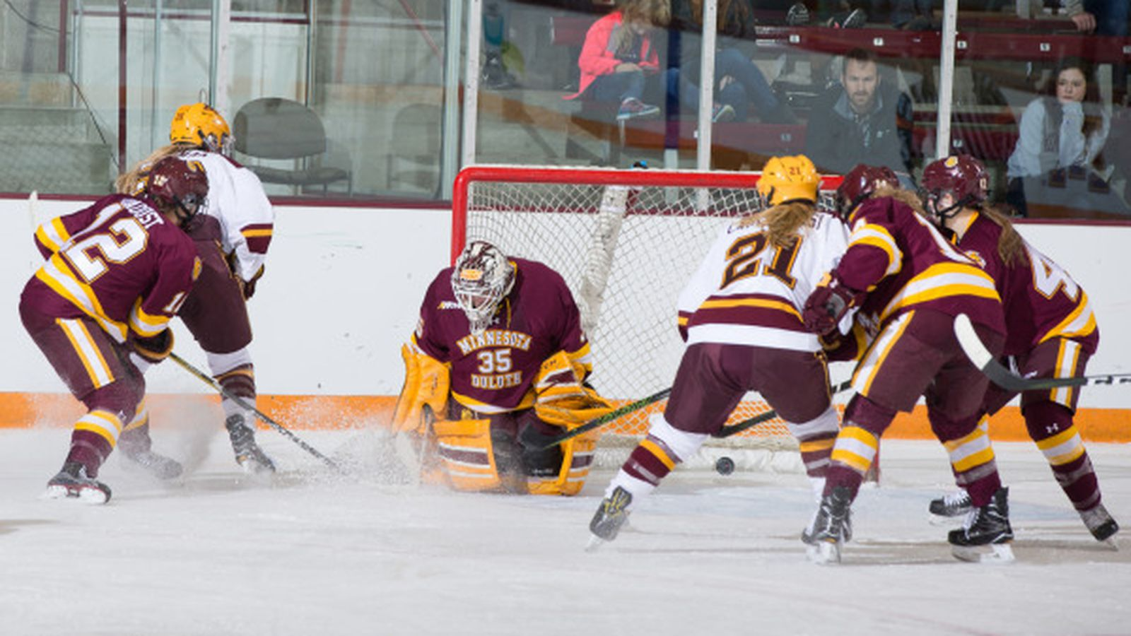 umd bulldog hockey tickets minnesota women s hockey gophers will play at umd in ncaa 1512