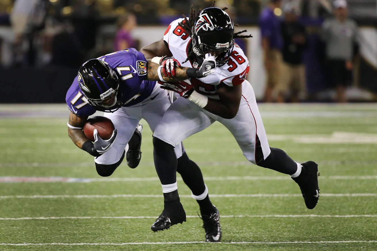 NFL Jerseys - Can Kemal Ishmael Start At Free Safety - A Scouting Report Roundup ...