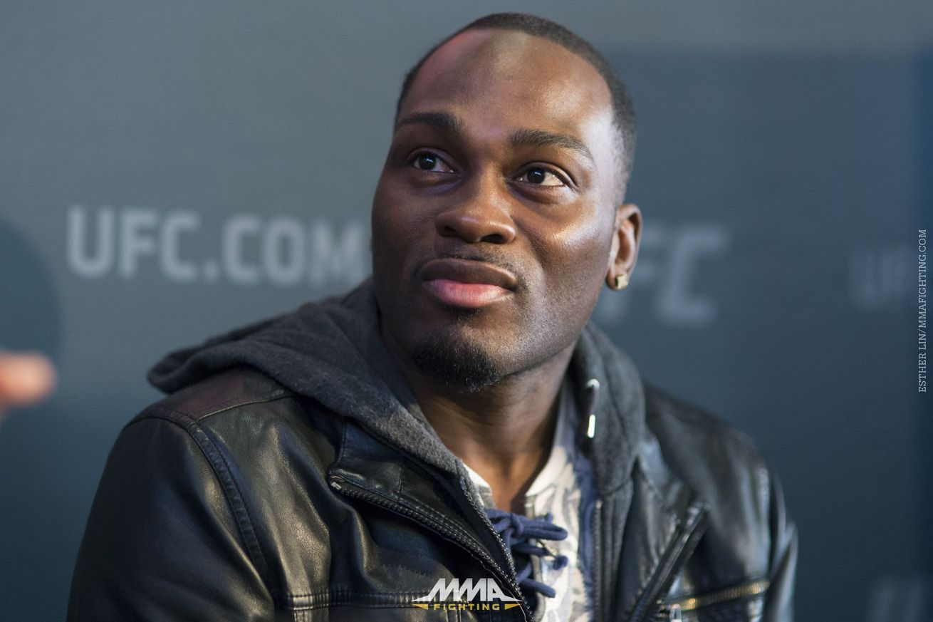 community news, What does Derek Brunson want in 2017? 'Big fights, big contract, big money'