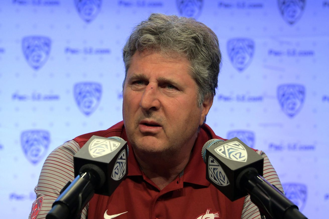 NFL Jerseys NFL - Mike Leach on Brexit, Samoan football, a 16-team Playoff and the ...