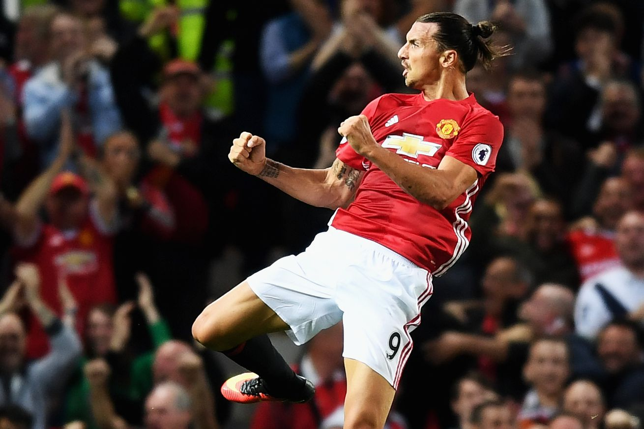 Zlatan names the one thing he misses about PSG at Manchester United