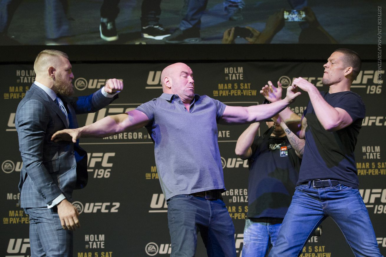 UFC 200 will still be big, but well never know what the true potential was