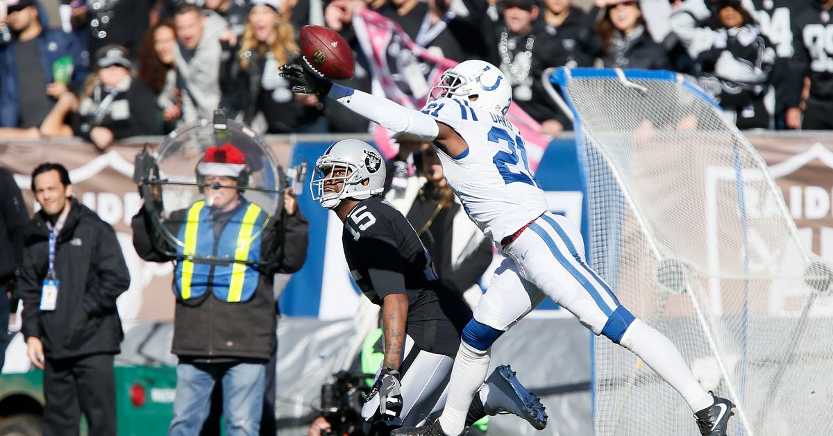 Colts Injury Report Vontae Davis And Antonio Morrison
