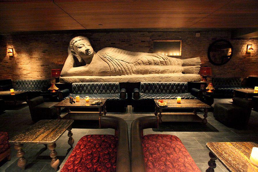 Tao Downtown A Cavernous Pan Asian Clubstaurant Eater Ny