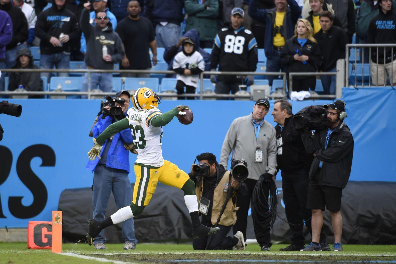 GAME Green Bay Packers LaDarius Gunter Jerseys