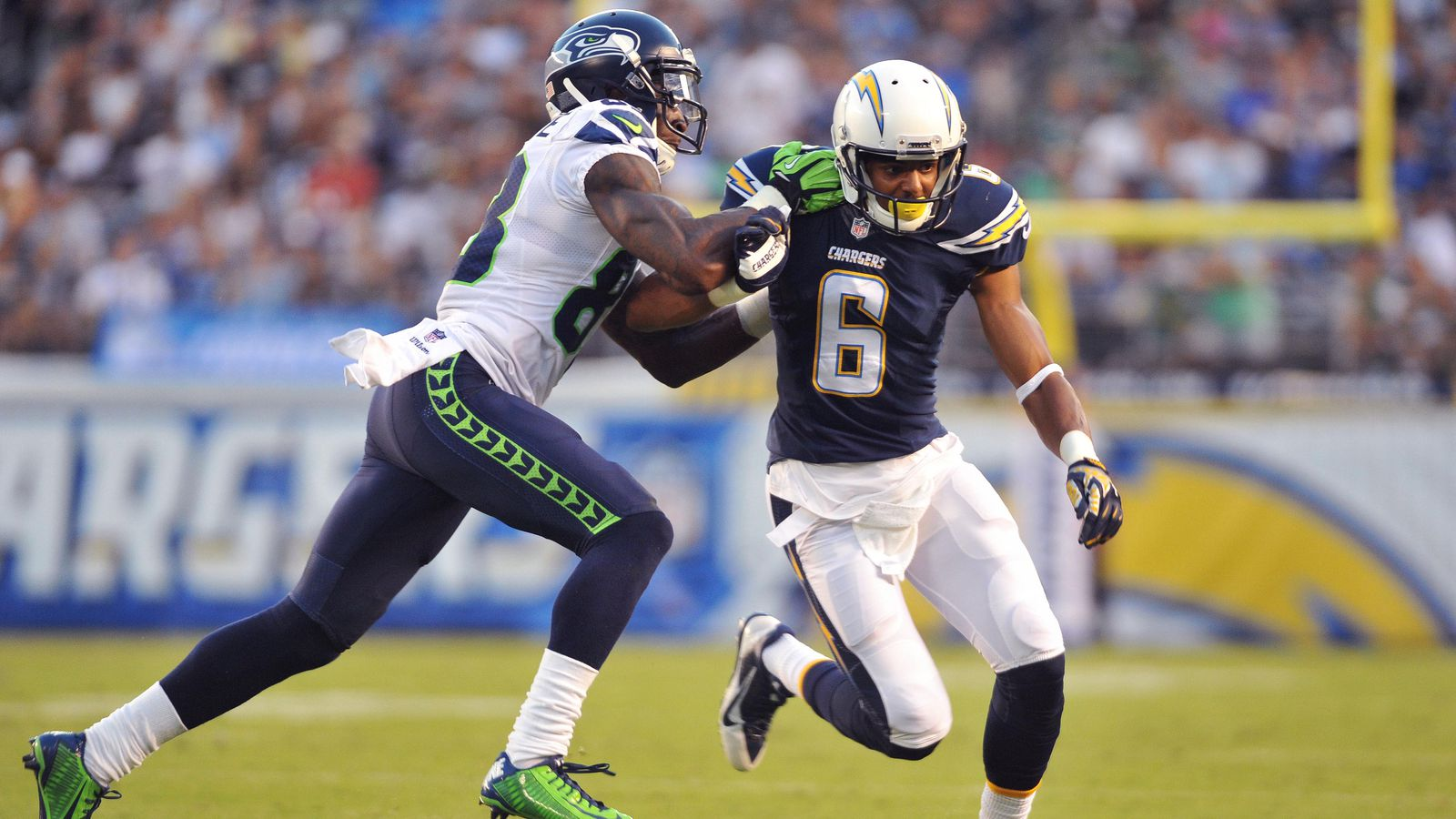Report San Diego Chargers Promote Wr Tyrell Williams