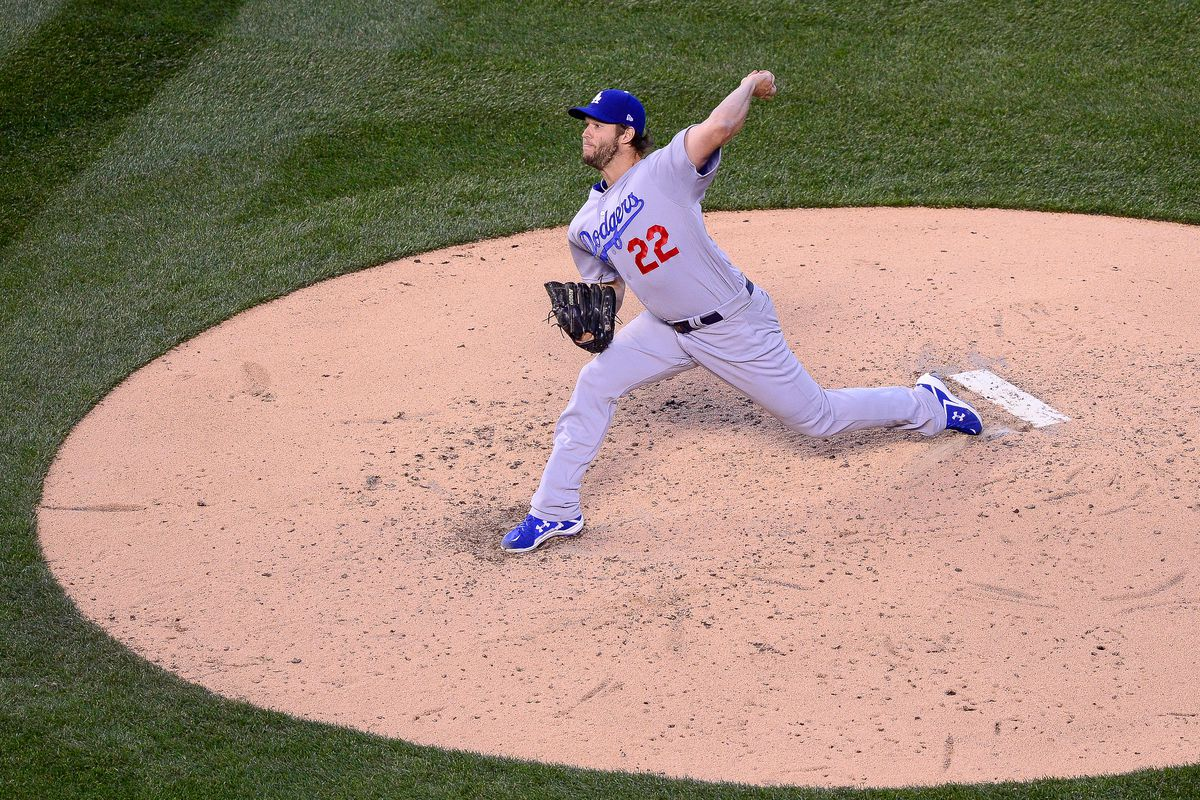 Wood strikes out 10, Dodgers blank Rockies