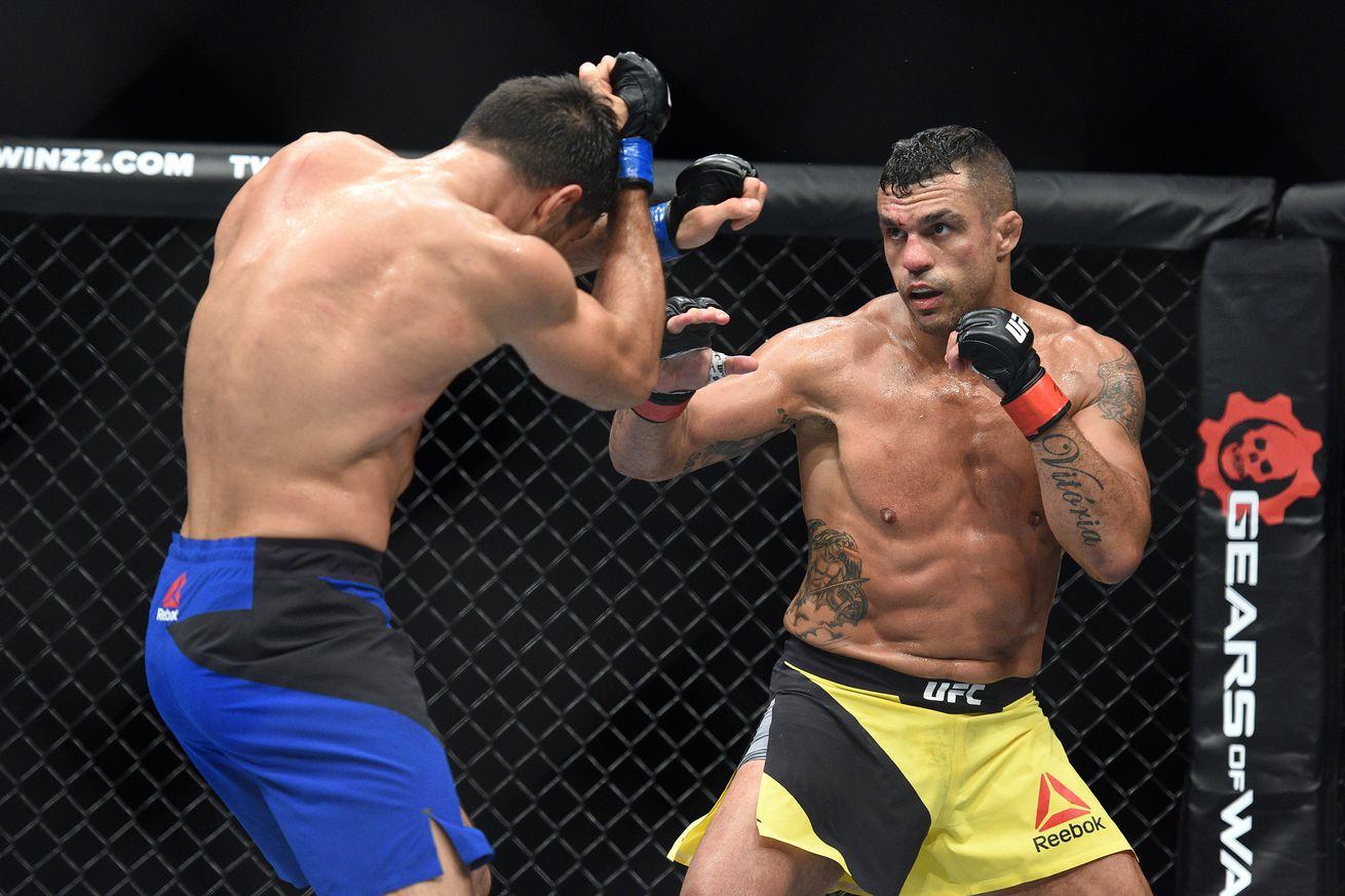 UFC Fight Night 106 fight card: Vitor Belfort vs Kelvin Gastelum preview