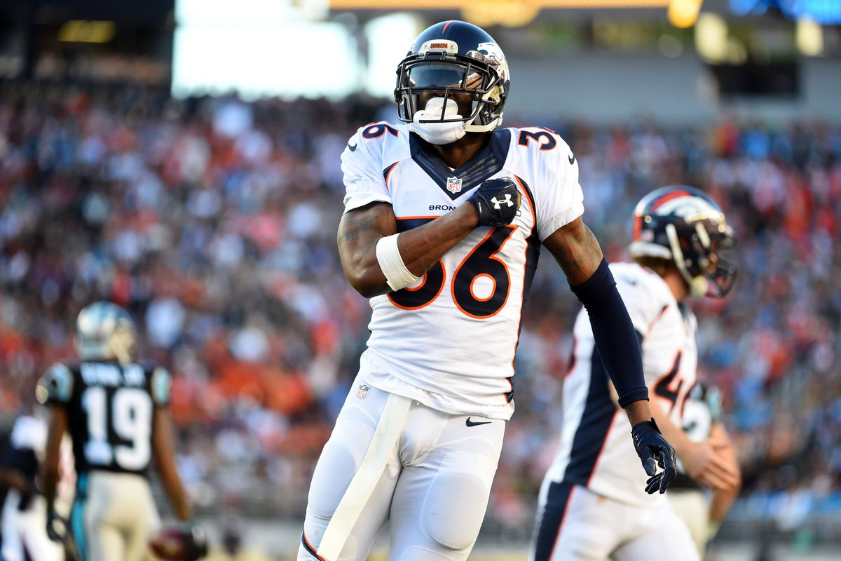 Rams to sign cornerback Kayvon Webster to two-year deal