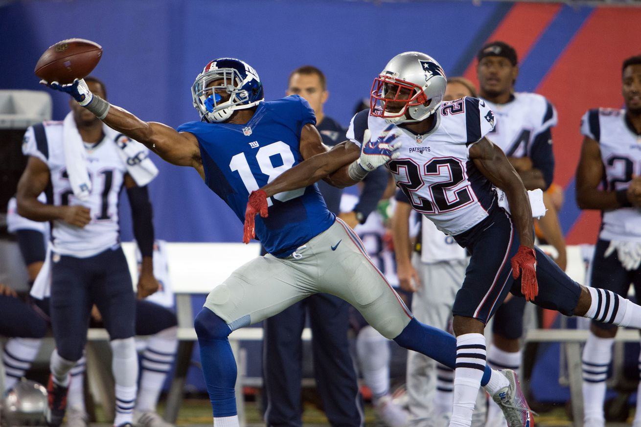 Giants drop Patriots 17-9 in preseason finale