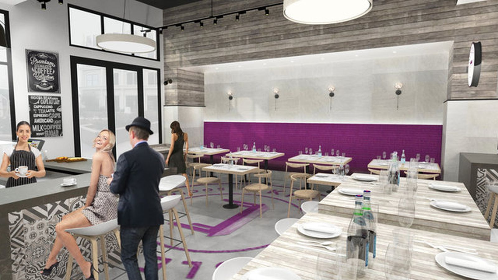 Restaurant Kitchen Tables Youll Have To Wait Until Summer For Kitchen Table Squared Eater
