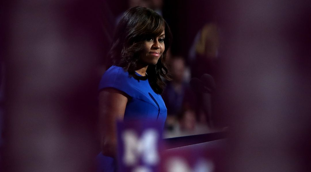 michelle obama thesis paper