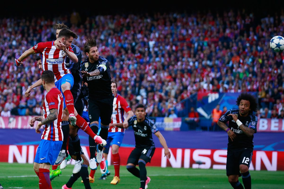 Simeone proud of players despite defeat