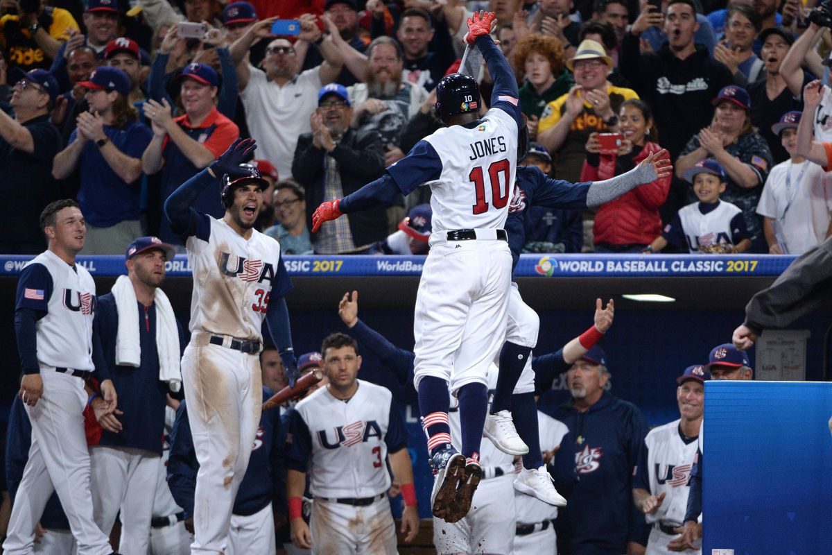 Score, Reaction from United States vs. Puerto Rico