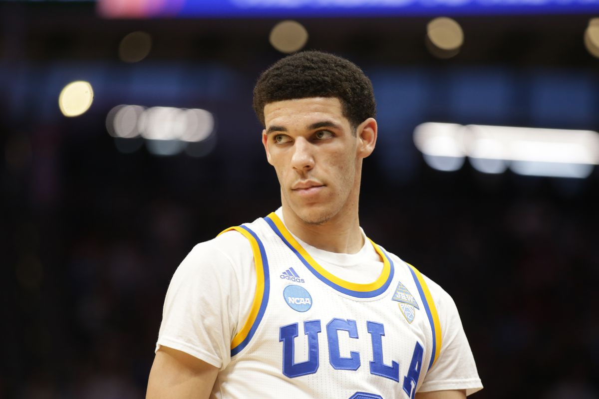 Lonzo Ball says he's one and done at UCLA, headed to National Basketball Association