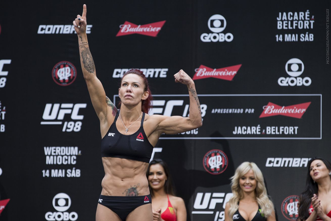 After being cleared by USADA, Cris Cyborg talks lingering perceptions and dealing with 'haters'