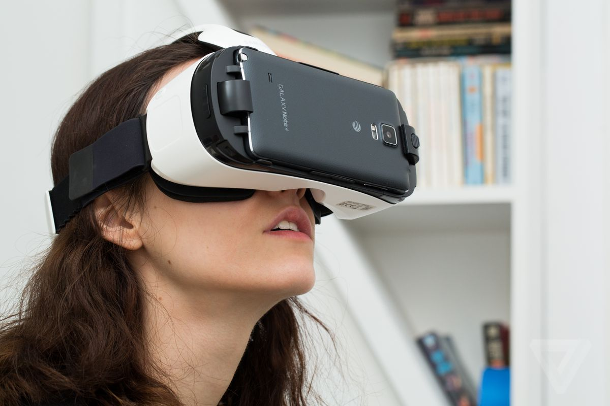 Samsung gear vr stock