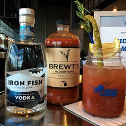 The Michigan bloody mary will be available at a new bloody mary bar in the south side club.