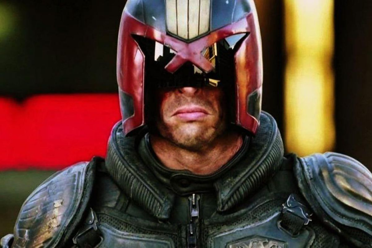 Dredd Gets A TV Series