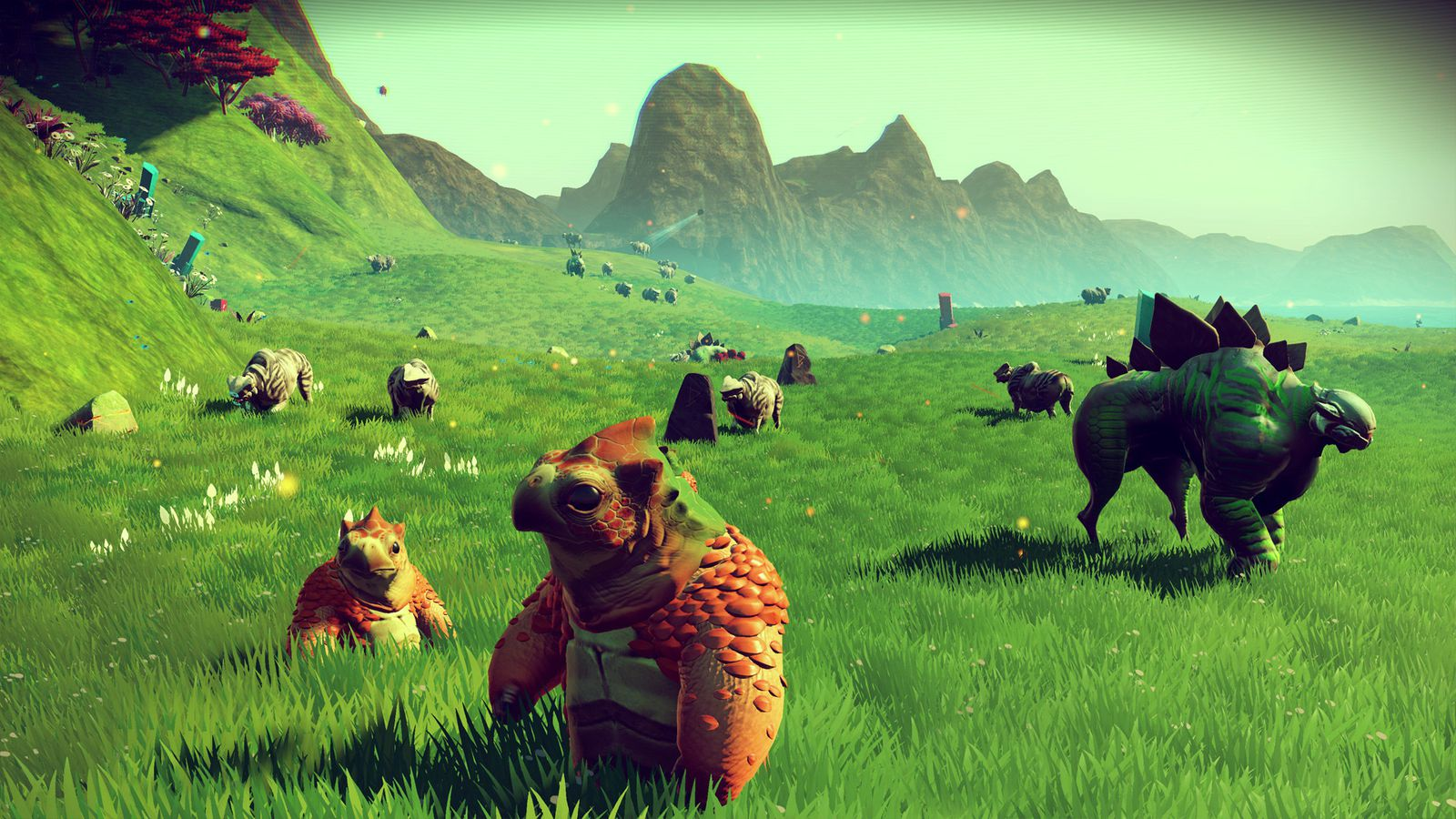 No Man's Sky wins GDC Award, but no one was around to accept it