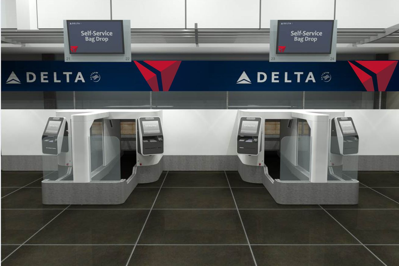 Delta Air Lines plans to use facial recognition to speed up bag drops