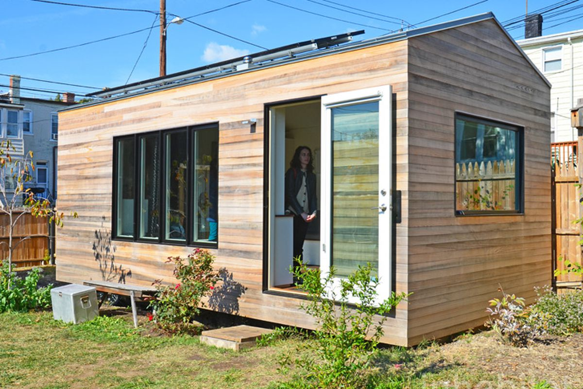 Tiny homes in Washington DC Curbed DC
