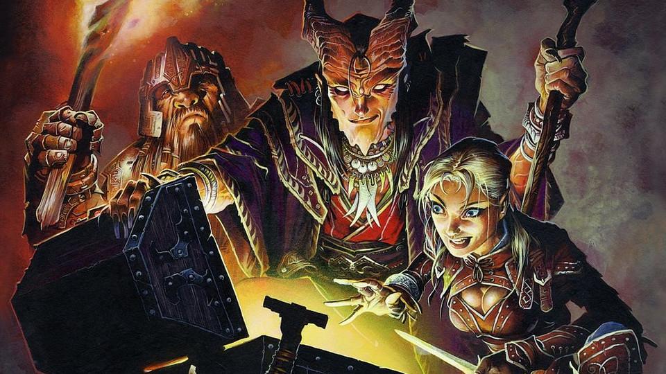 D&D Adventure & Treasure