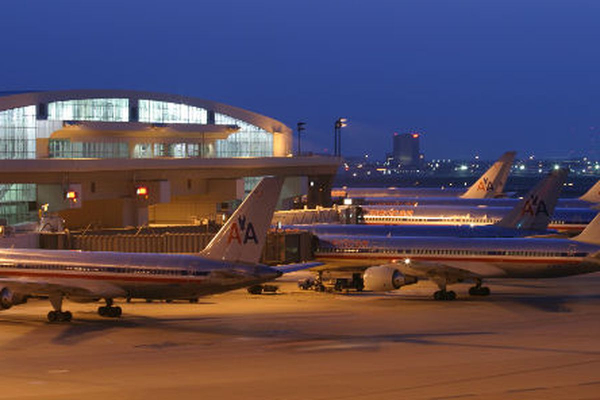 Where To Eat At Dallas Fort Worth Airport Dfw Eater Dallas