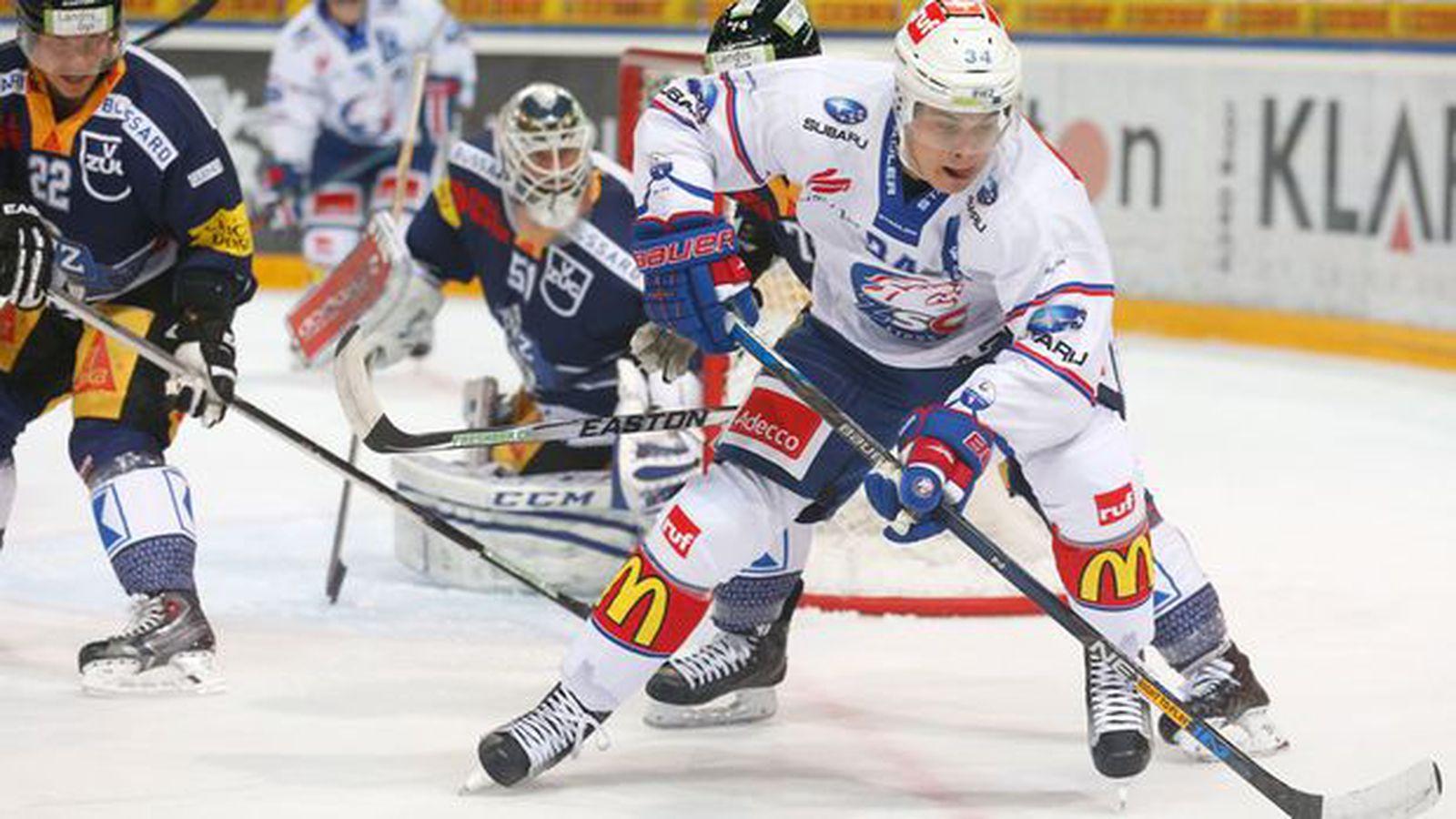 NHL Draft Lottery Profiles: Auston Matthews (C, Zurich ...