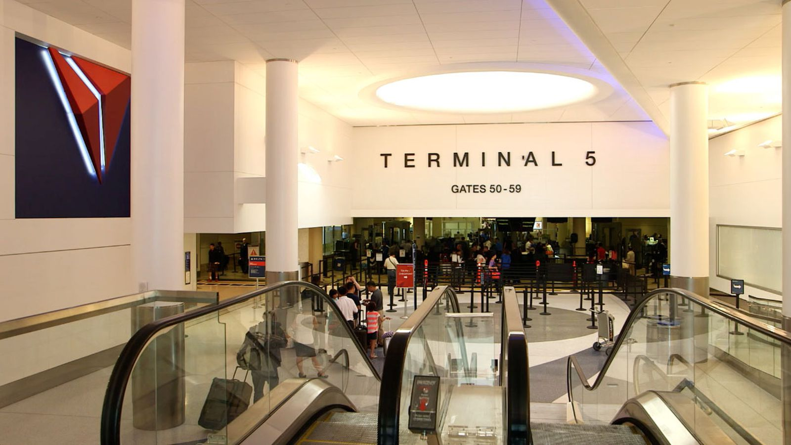 Inside The Allegedly Paparazzi Proof New Terminal At Lax