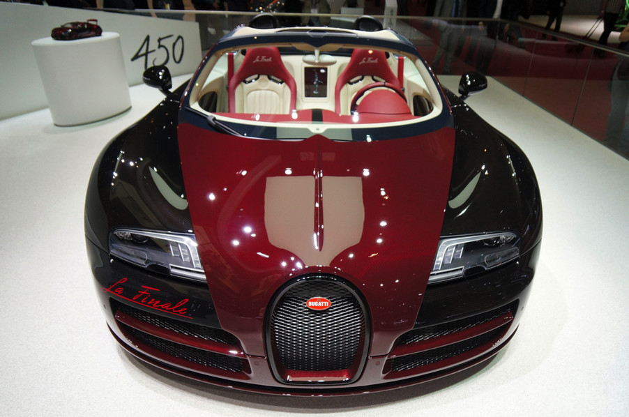 The Last Of The Veyrons Goodbye To Bugatti S Finest The Verge
