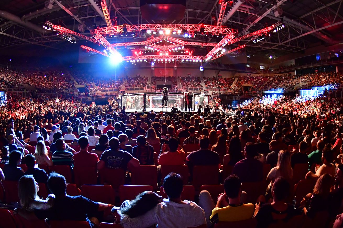Dmitry Poberezhets gets new opponent for UFC 211