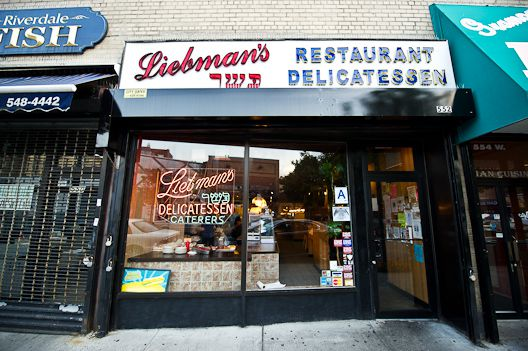Jewish Dairy Restaurants Nyc