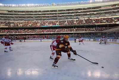 Weather Pushes Back Hockey City Classic