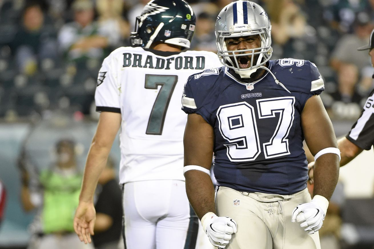 NFL Jerseys Outlet - Terrell McClain Film Review: What Can He Bring To The Cowboys ...