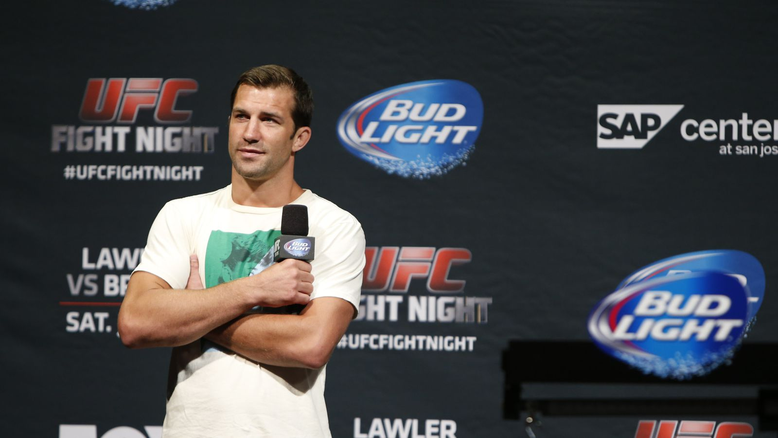 Morning Report: Luke Rockhold calls out Fabricio Werdum to settle ?old beef from Strikeforce'