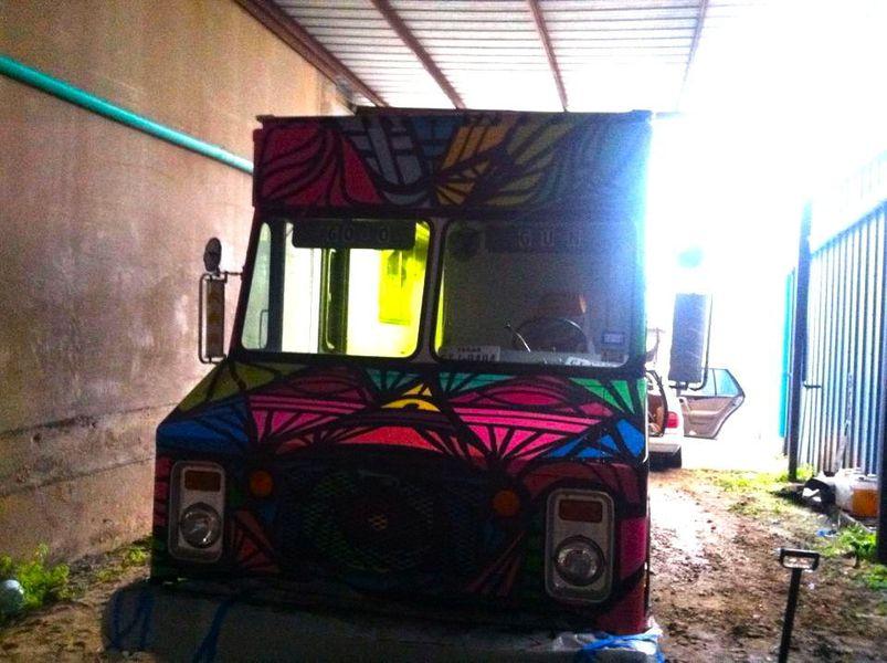 Goro gun owner to relaunch popular food truck eater for El mural trailer