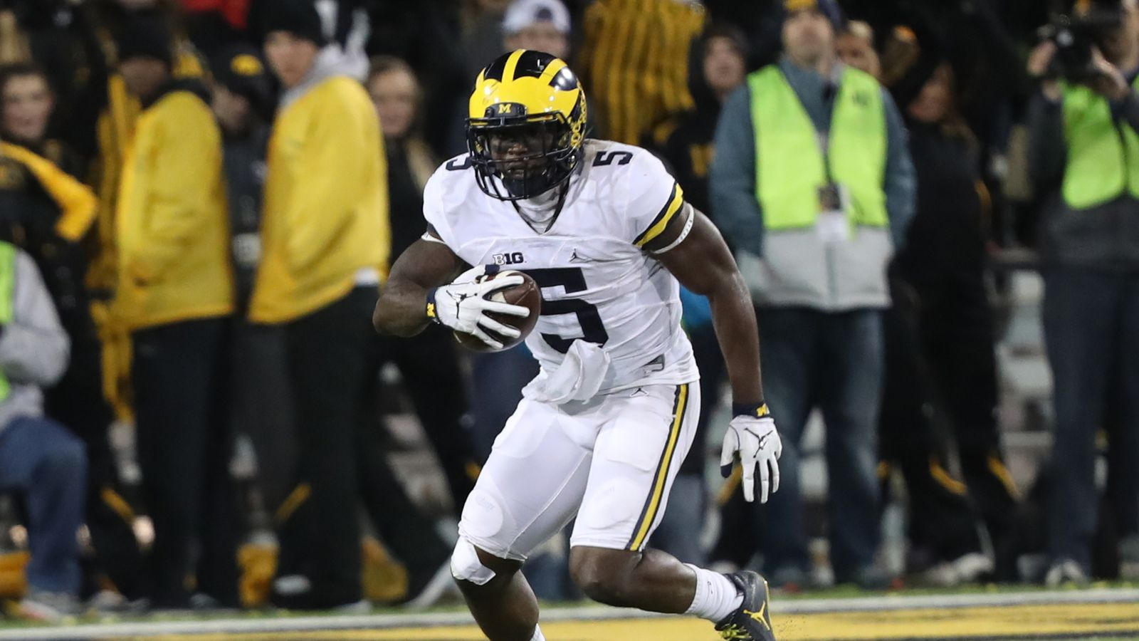 Thumbnail for 2017 NFL mock draft: Jabrill Peppers lands with Dallas Cowboys ...