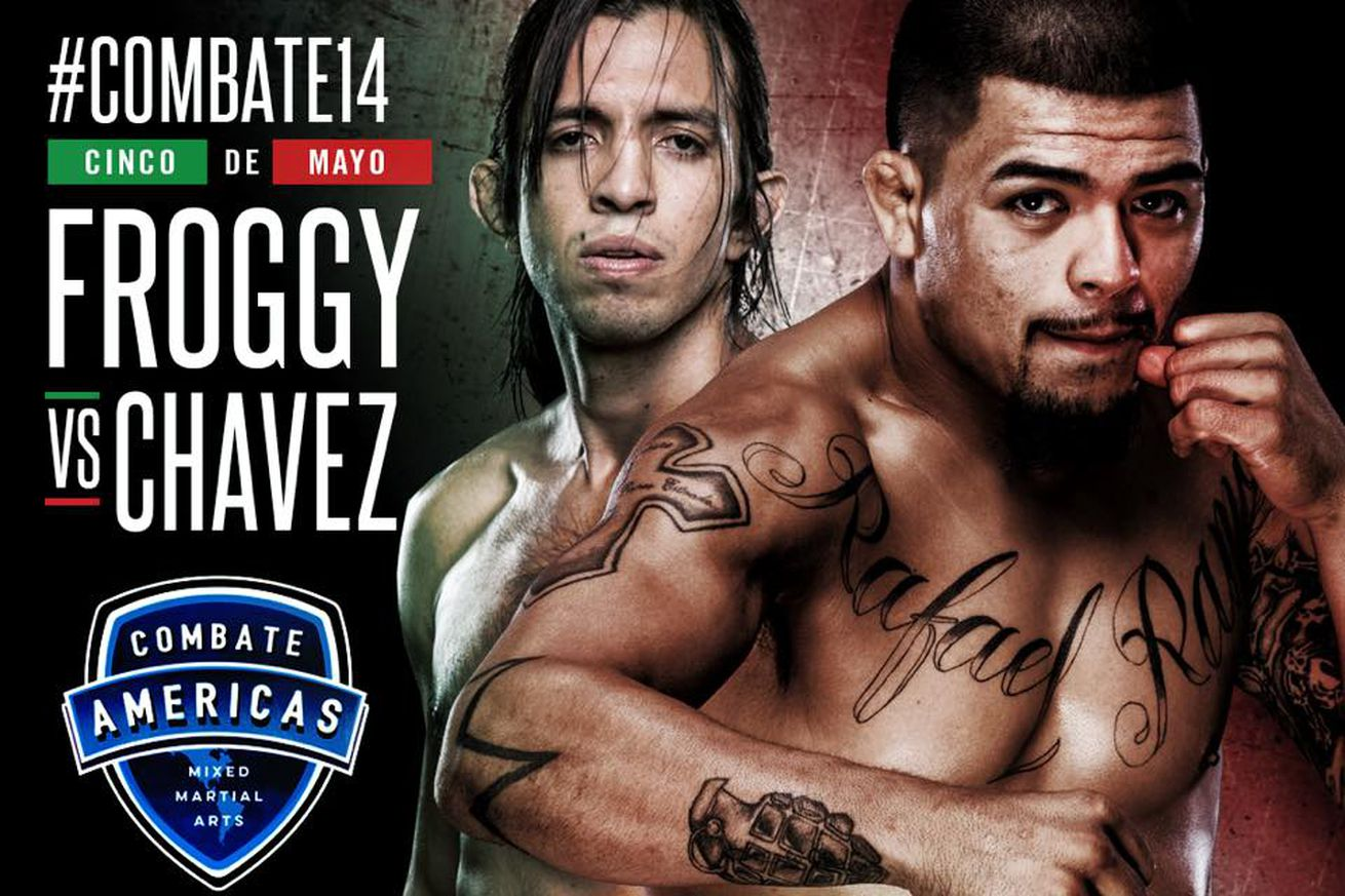 community news, Combate 14 fight card announced for Cinco de Mayo celebration in Ventura, Calif.