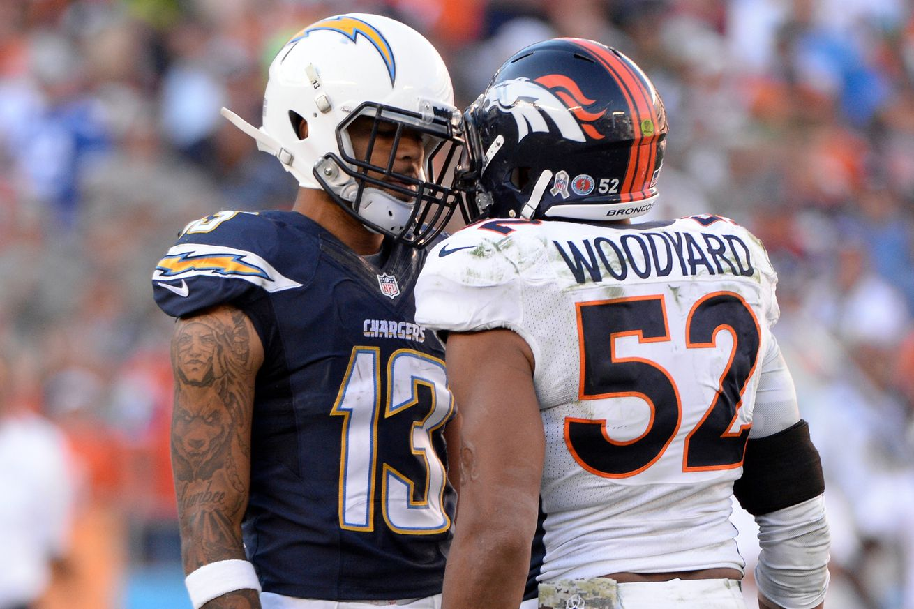 Keenan Allen: San Diego Chargers Team Leader? - Bolts From The Blue