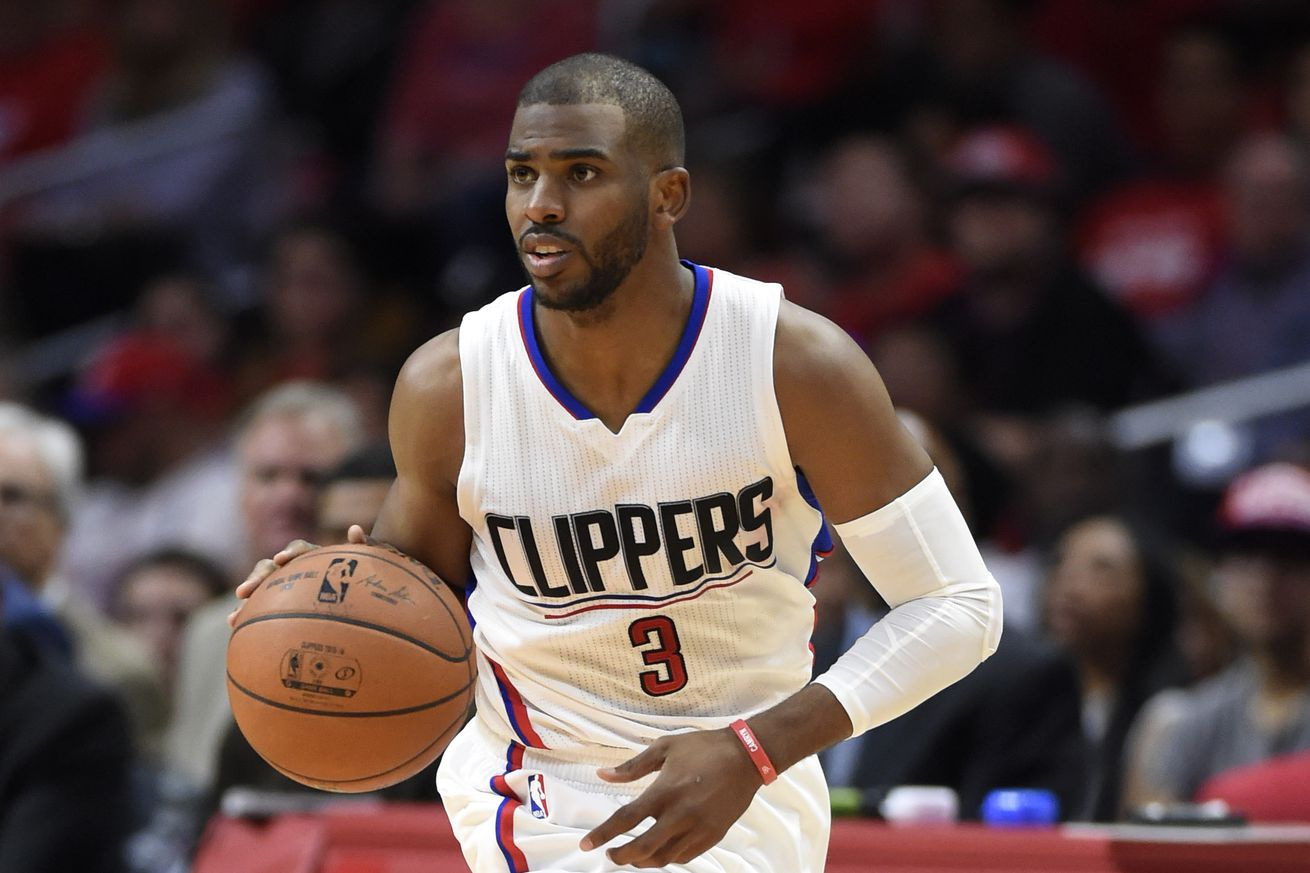 chris paul - photo #24