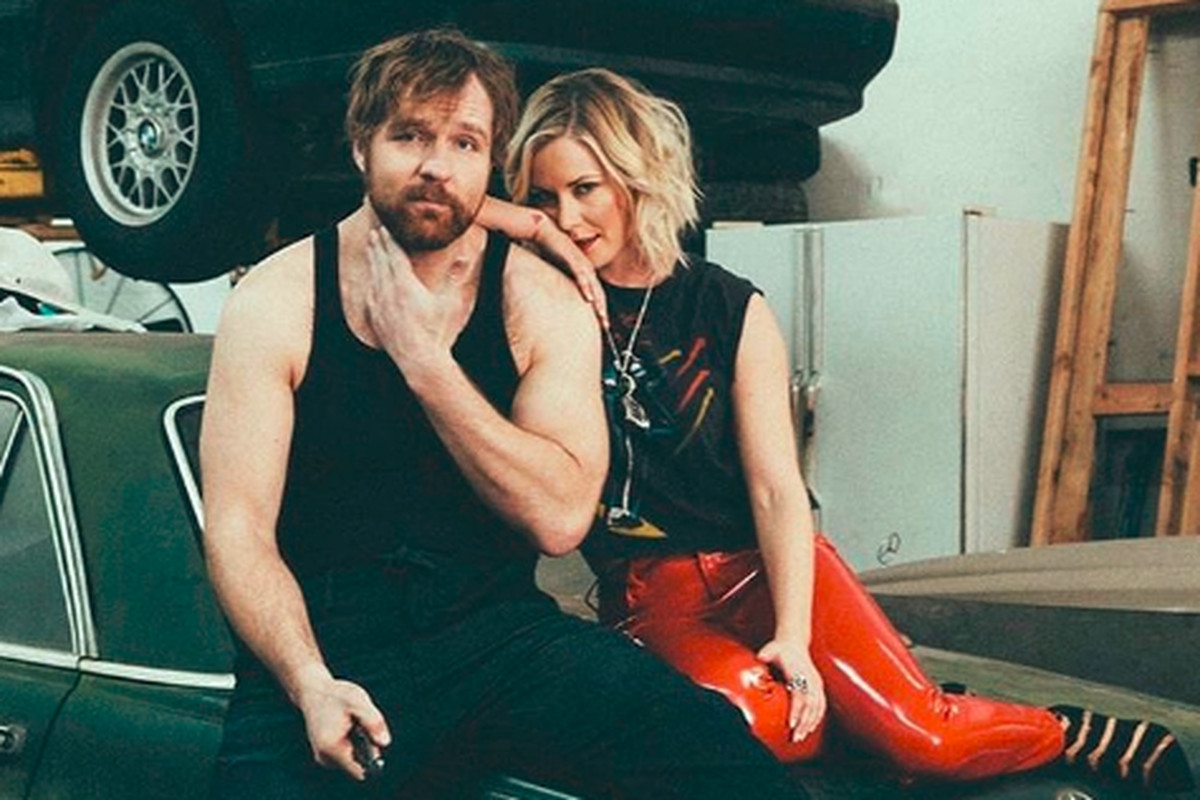 Image result for renee young dean ambrose