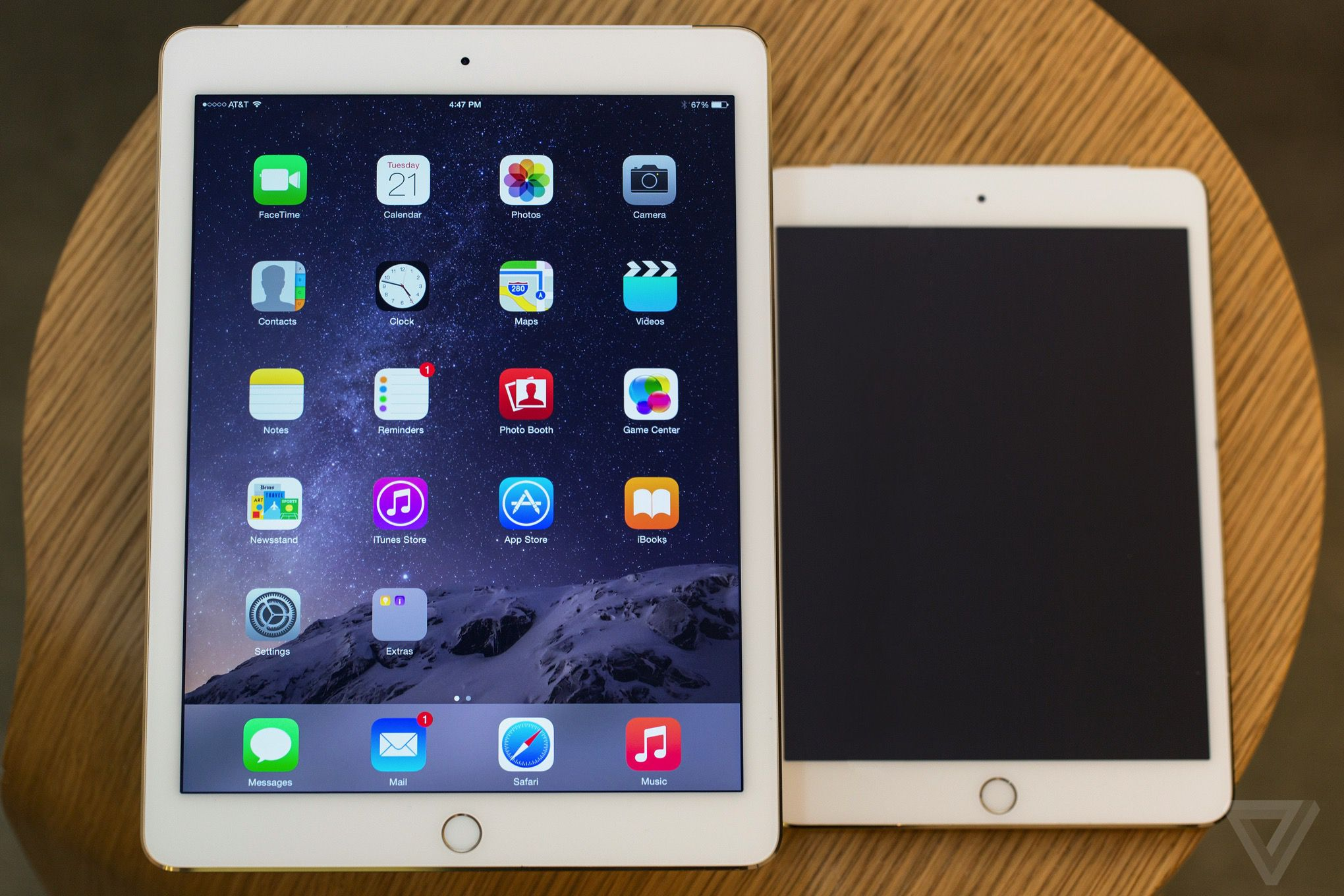 apple ipad air 2 review the verge. Black Bedroom Furniture Sets. Home Design Ideas