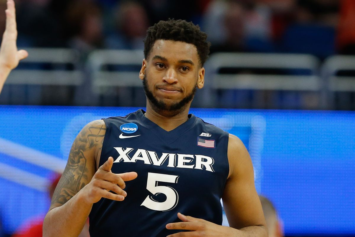 Trevon Bluiett stays at Xavier after considering NBA